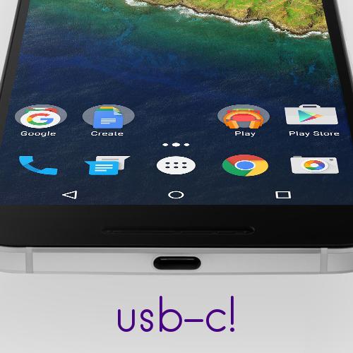 Nexus 6P USB C