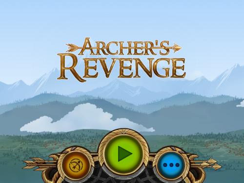 Archer's Revenge menu iOS