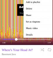 LG G4 Music