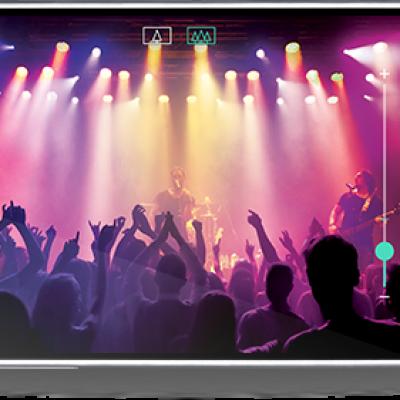 LG G5 wide-angle lens